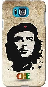 Kasemantra Che Guevara Case For Samsung Galaxy Alpha