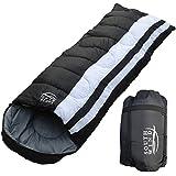 【SOUTH WIND】丸洗いのできる 寝袋 シュラフ 封筒型 耐寒温度 -15℃ コンパクト収納 オールシーズン