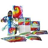 Creative Converting Party Extras Kit, Tye Dye Fun Birthday Supplies