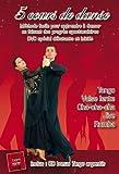 echange, troc Coffret 5 DVD de cours de danse et CD bonus - Tango, valse lente, cha-cha-cha, jive, rumba + 1 CD Audio