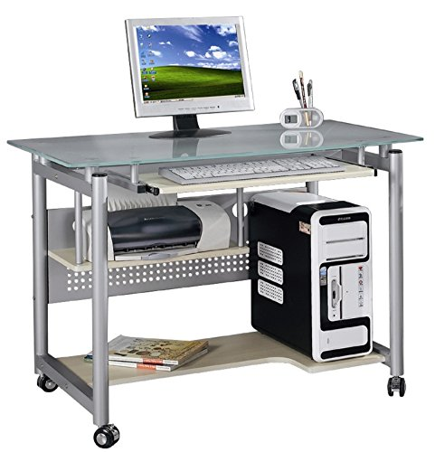 Tavolo scrivania design ufficio casa salotto camera pc for Mobili per computer