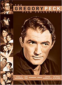 The Gregory Peck Film Collection (Bilingual)