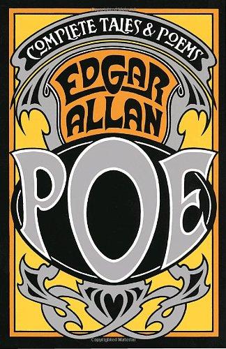Complete Tales & Poems of Edgar Allan Poe, Edgar Allan Poe