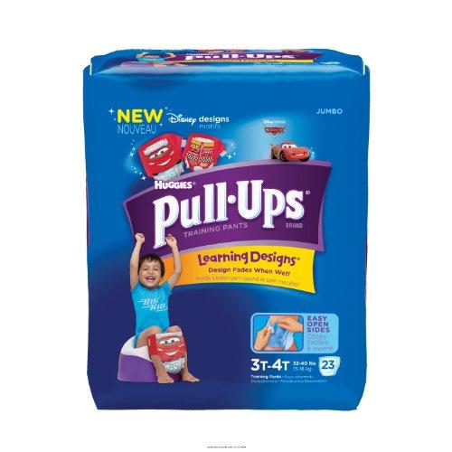 Huggies Pull-Ups - Training Pants [Huggies Pullup Trnpnt 3T-4T B] front-1019260