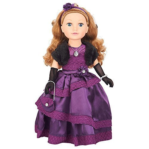 Journey Girls 18 Inch London Holiday Doll - Mikaella by Toys R Us