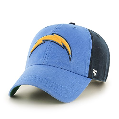 nfl-san-diego-chargers-flagstaff-clean-up-hat-one-size-navy