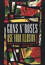 Guns N\' Roses - Use Your Illusion I (World Tour 1992 in Tokyo)