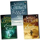 Bernard Cornwell Bernard Cornwell The Warlord Chronicles Collection 3 Books Set Pack RRP: £25.33 (A Novel of Arthur) (Bernard Cornwell Collection) (The Winter King, Excalibur, Enemy of God)