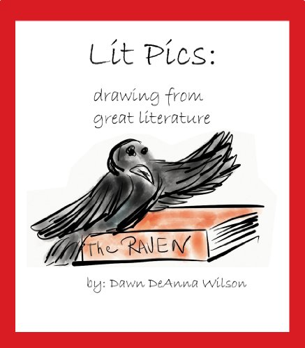 Lit Pics: Drawing From Great Literature