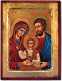 holy family icon   outdoor nativity sets   xmas decorations