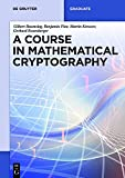 img - for A Course in Mathematical Cryptography (De Gruyter Textbook) book / textbook / text book