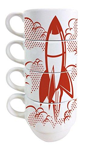 DKB Household UK Ltd-Jamie Oliver-Tasses à café empilables