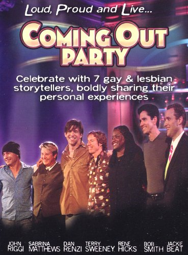 Cover art for  Coming Out Party