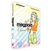  VOCALOID 3 Megpoid Sweet