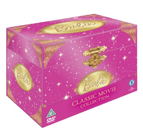 Barbie Complete Classic Movie Collection [DVD]