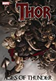 img - for Thor: Ages of Thunder (Oversized) book / textbook / text book