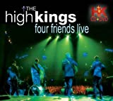 High Kings High Kings - Four Friends Live CD and DVD