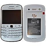 BLACKBERRY BOLD 9900 RDV71UW WHITE 8GB FACTORY UNLOCKED 3G SIMFREE CELL PHONE