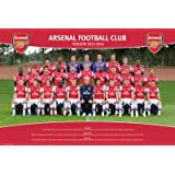 GB eye 61 x 91.5 cm Arsenal Team Photo 13/ 14 Maxi Poster, Assorted