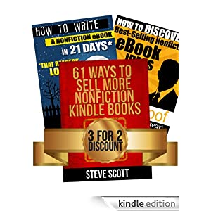 How to Write a Nonfiction eBook in 21 Days – That Readers LOVE! PDF