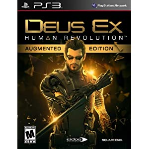 Deus Ex: Human Revolution Augmented Edition Video Game for Xbox 360