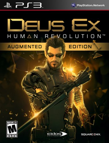 Deus Ex Human Revolution – Augmented Edition