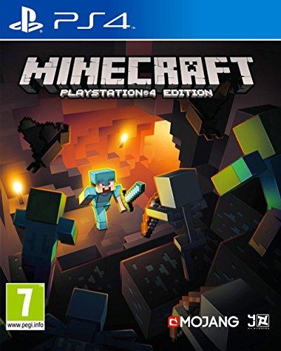 Minecraft : PlayStation 4 edition