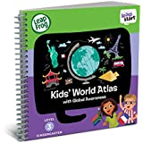 Leap Frog Leap Start Kindergarten Activity Book: Kids World Atlas And Global Awareness