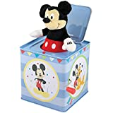 Kids Preferred Mickey Jack-in-the-Box Instrument