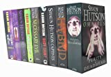 img - for Shaun Hutson Collection 9 Books Set Pack RRP  74.91 (Shaun Hutson Collection) (Unmarked Graves, Captives, Hybrid, Purity