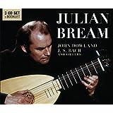 JULIAN BREAM/JOHN DOWLAND,JOHANN SEBASTIAN BACH