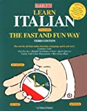 Learn Italian the Fast and Fun Way (0764125303) by Marcel Danesi
