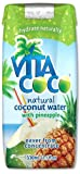 Vita Coco Coconut Water with Pineapple, 11.1-Ounce Tetra Paks (Pack of 12)