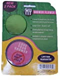 My Shower Flower Shaving Can Cover - 2 Pack