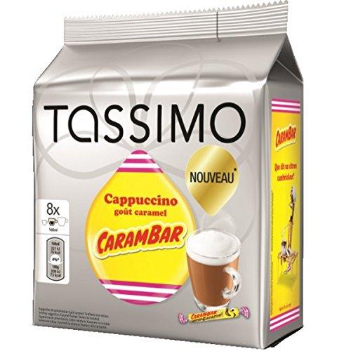 buy tassimo carambar caramel drink coffee capsules t discs. Black Bedroom Furniture Sets. Home Design Ideas