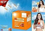 Verena NUTROXSUN UVA UVA1 UVA2 UVB Natural Dietary Supplement Sunscreen prepare your skin for bright sun exposure.( 15g. x 10 sachets ) GMP, HALAL