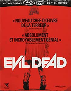 Evil Dead [Blu-ray] [Combo Blu-ray + DVD]