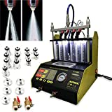 Autool CT200 Fuel Injector Cleaner and Tester 110V Same As Launch CNC602A Automotive Fuel Cleaning Tools (110V)