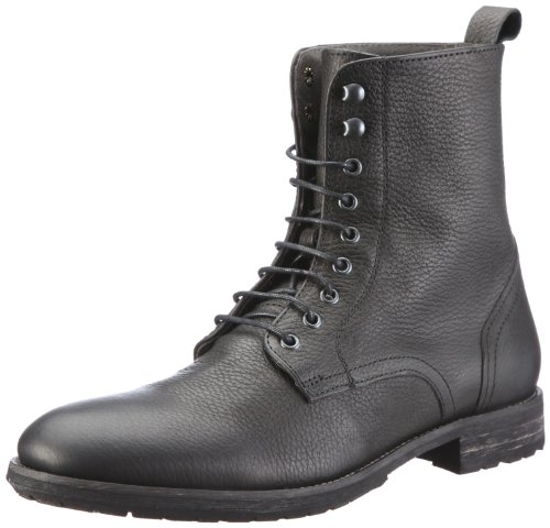 Buffalo ES 1022 MAGIC SOL 123458, Herren Stiefel, Schwarz (PRETO 01), EU 42
