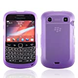 Samrick Hard Hybrid Armour Shell Protection Case for Blackberry 9900/9930 Bold Touch - Purple