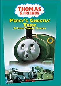 Thomas & Friends: Percy's Ghostly Trick DVD (1986)