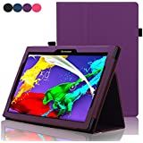 Lenovo Tab 2 A10-70 Case , ACdream (TM) Stand Leather Cover Case For Lenovo Tab 2 A10-70 10-Inch 16 GB Tablet...
