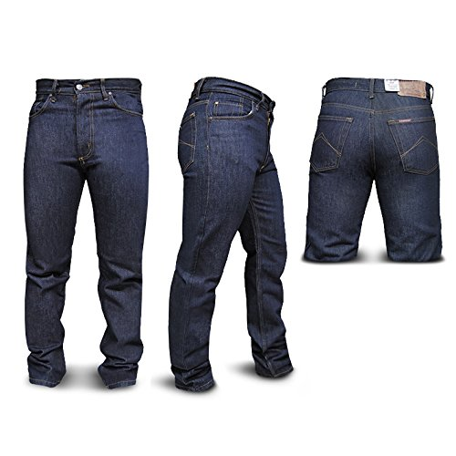 Jeans Uomo CARRERA Art.700 Regular Denim 5 Tasche 3 Colori (Blu Scuro - 54)