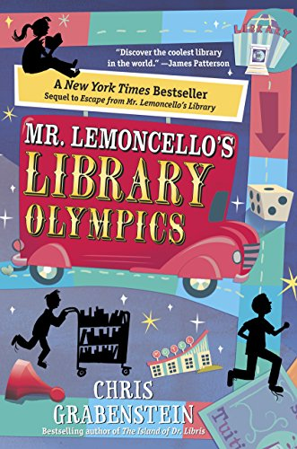 Download Mr. Lemoncello's Library Olympics