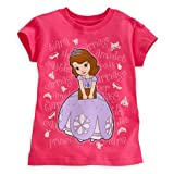 Disney 米ディズニー公式 ちいさなプリンセス ソフィア sofia Tシャツ