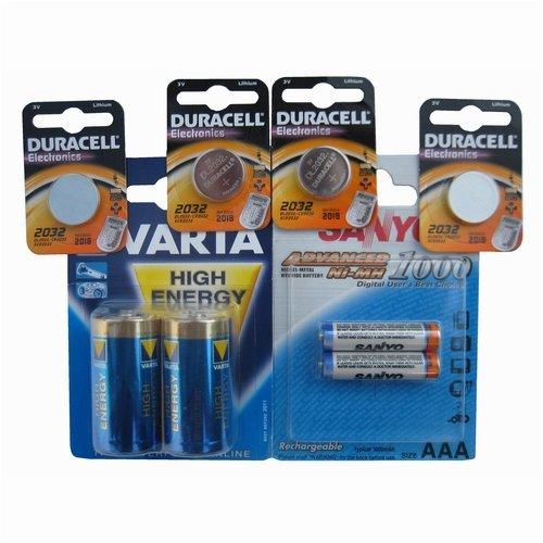 Duracell-pile bouton lithium cR2025, 3,0 v au lithium sous blister 3 v