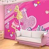Barbie Wall Photo Mural 160x115cm