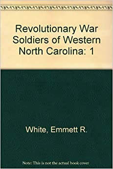 burke county nc revolutionary war soldiers of western