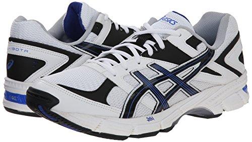Asics Men S Gel  Tr Training Shoe White Navy Royal