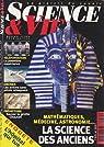 Science & Vie [n° 965, février 1998] La science des anciens par Science & Vie